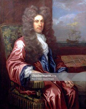 Charles Calvert 3rd Lord Baltimore