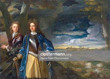 General Michael et John Richardson