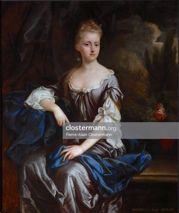 Isabella Machell, Viscountess Irwin
