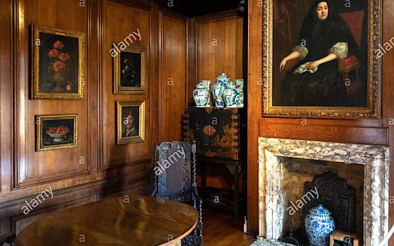 Salle a manger privee de la reine - kensington palace
