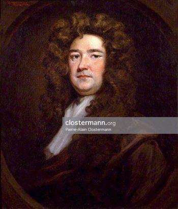 Sir Richard Blackmore par John Closterman